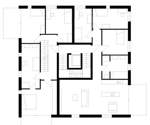 mehrfamilienwohnhaus woodcube in hamburg gesund bauen wohnen baunetz wissen. Black Bedroom Furniture Sets. Home Design Ideas