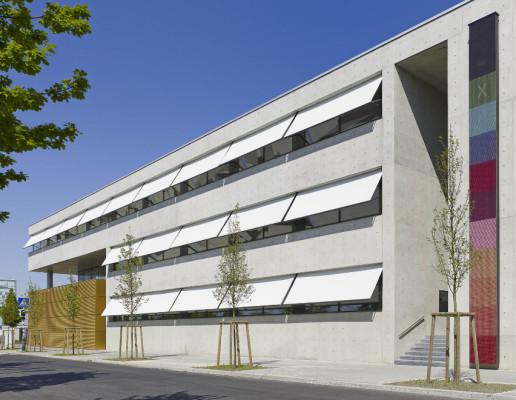 Bürogebäude in Luxemburg-Kirchberg