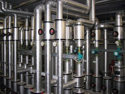 Extrem Sanierung bestehender Heizwasserleitungen | Altbau | Heizung OQ29