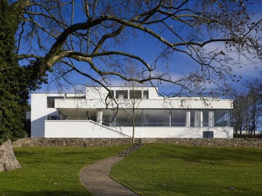 Villa Tugendhat In Brünn Boden Wohnen Baunetzwissen