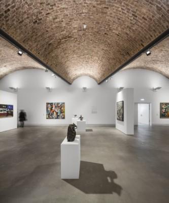 kunstmuseum ravensburg geneigtes dach kultur baunetz wissen. Black Bedroom Furniture Sets. Home Design Ideas
