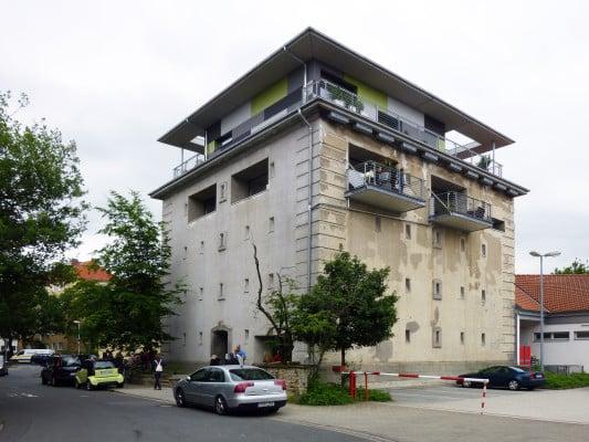 Umbau Altbau umbau eines hochbunkers in hannover altbau wohnen baunetz wissen