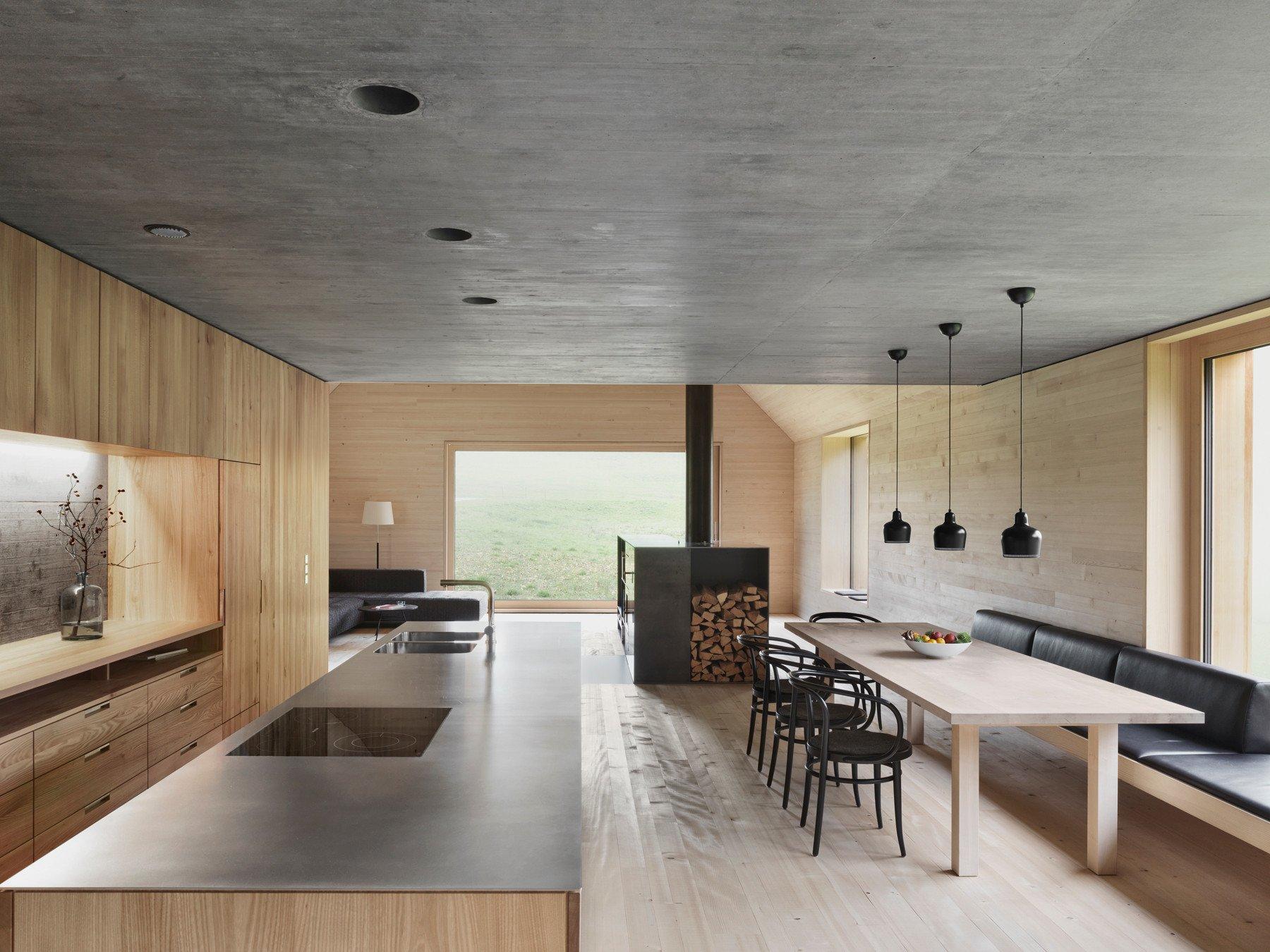 Haus am moor in krumbach gesund bauen wohnen baunetz for Beton haus bauen
