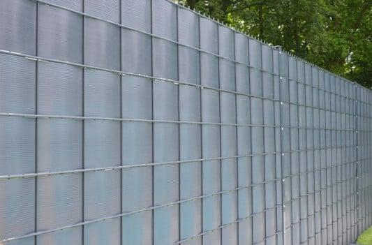 Sichtschutz Fur Gitterzaune Sicherheitstechnik News Produkte