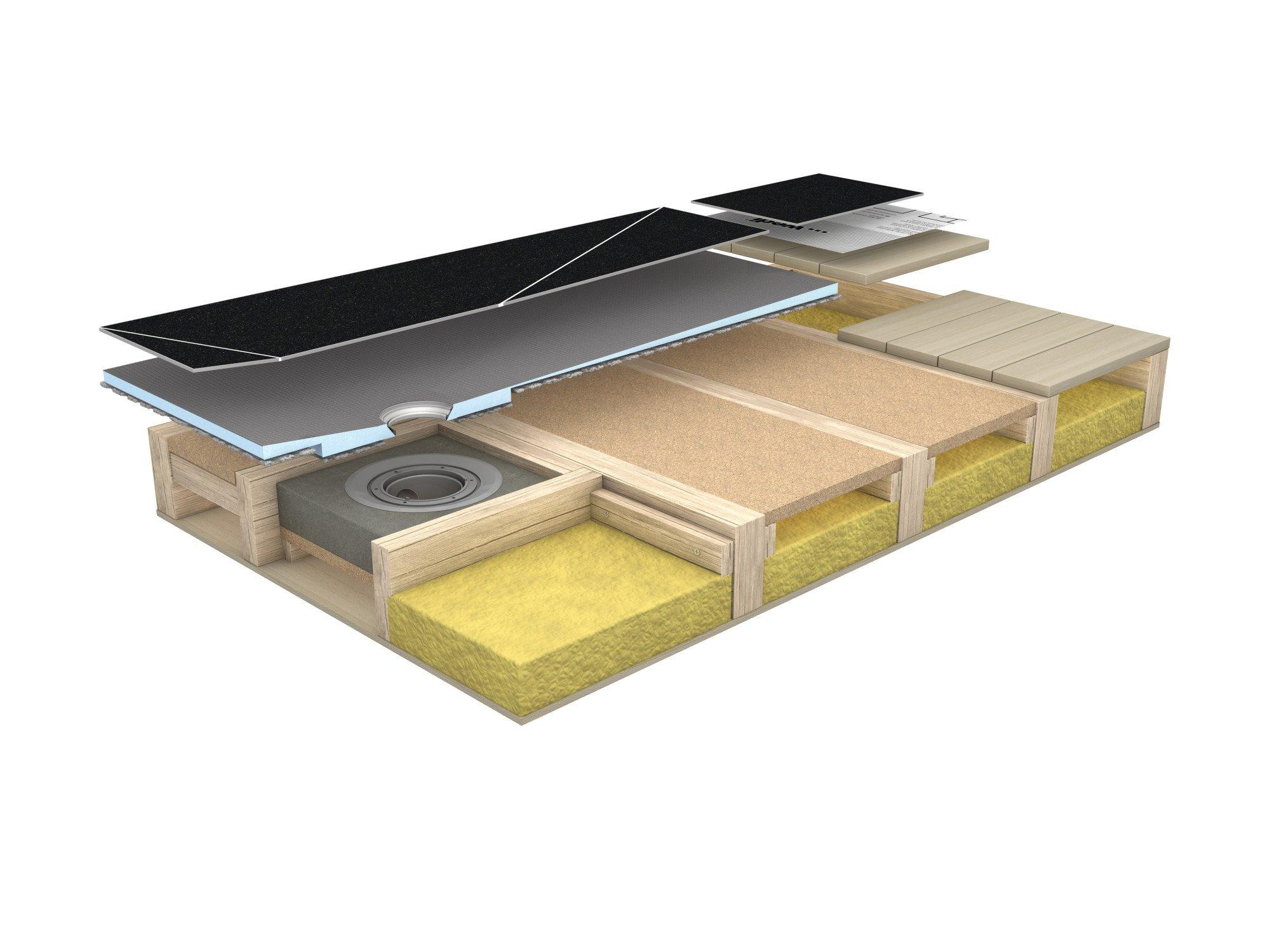 bodenebene dusche einbauen verschiedene design inspiration und interessante. Black Bedroom Furniture Sets. Home Design Ideas