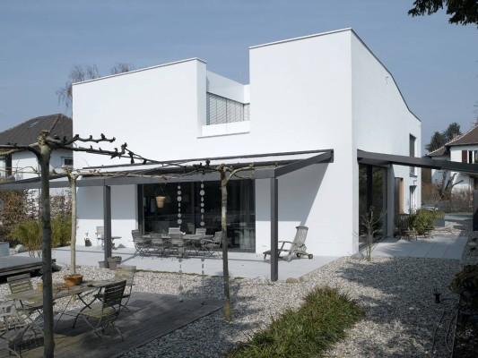 wohnhaus zimmermann in darmstadt elektro. Black Bedroom Furniture Sets. Home Design Ideas