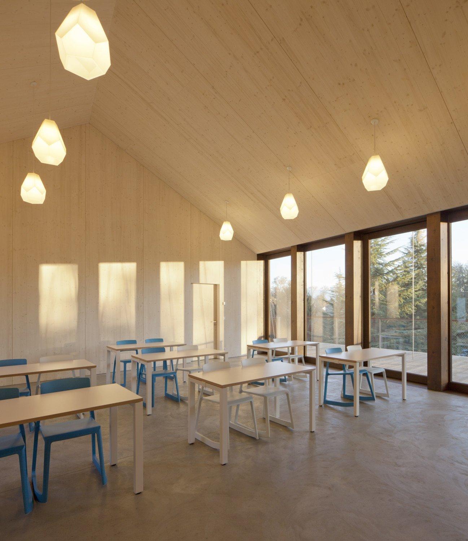 rudolf steiner schule bei lausanne gesund bauen bildung baunetz wissen. Black Bedroom Furniture Sets. Home Design Ideas