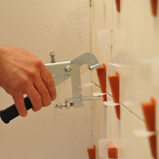 nivelliersysteme fliesen und platten verlegung. Black Bedroom Furniture Sets. Home Design Ideas
