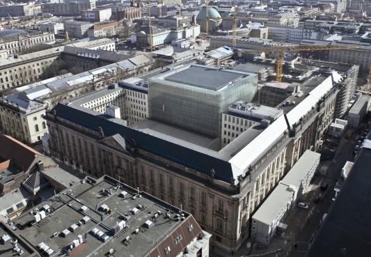 Staatsbibliothek Unter den Linden in Berlin