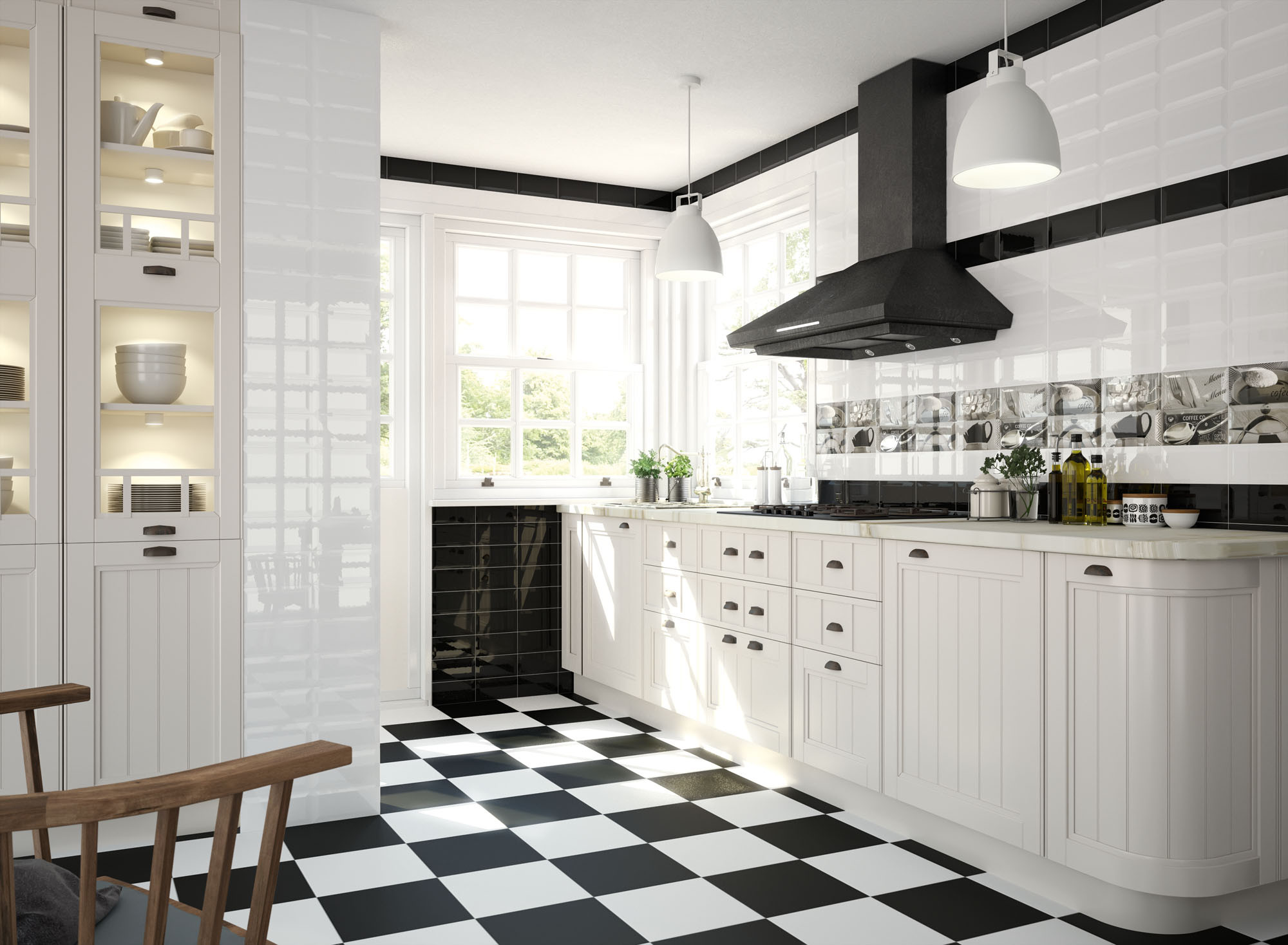 facettenfliesen fliesen und platten glossar baunetz. Black Bedroom Furniture Sets. Home Design Ideas