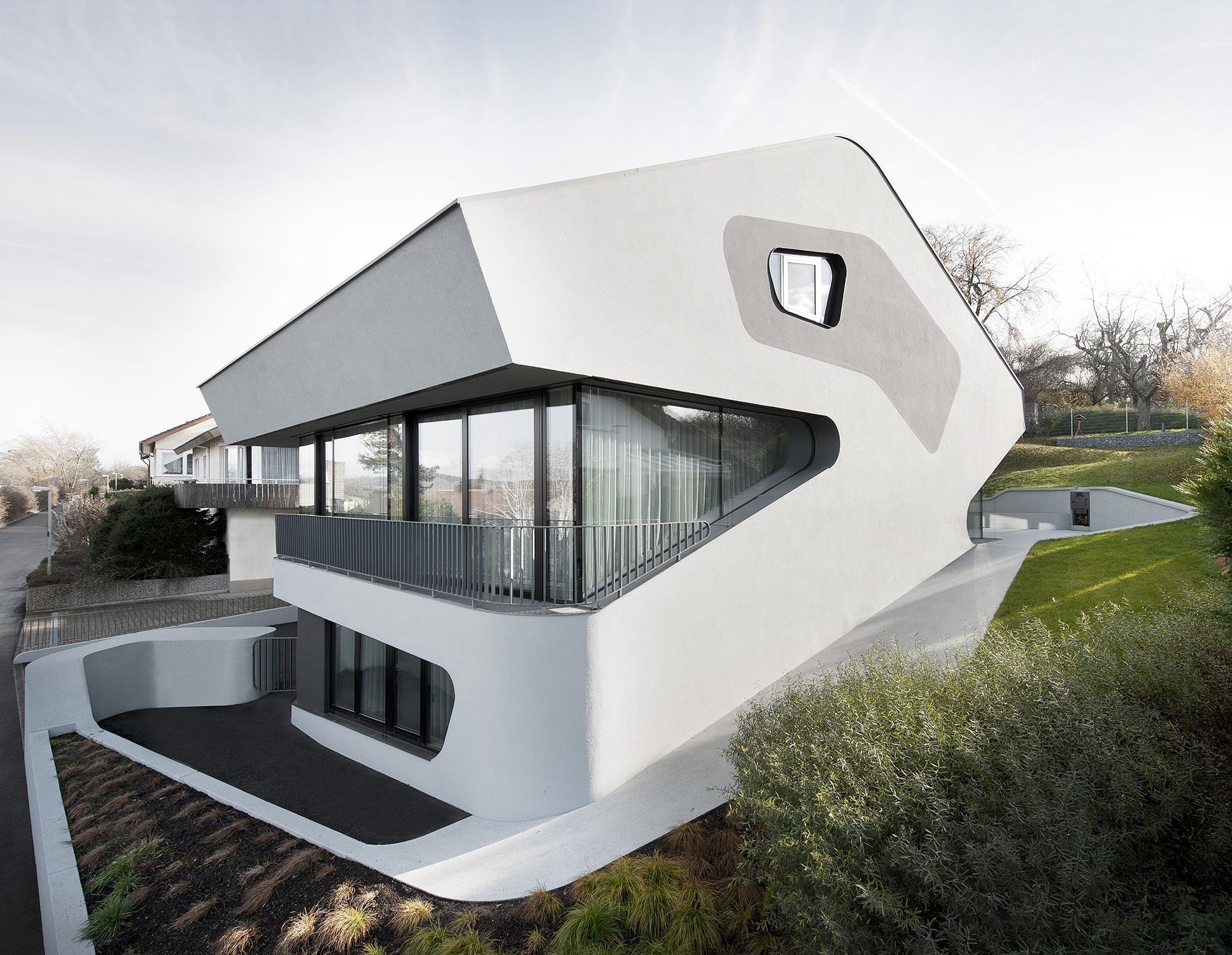 ols house in winnenden heizung wohnen baunetz wissen. Black Bedroom Furniture Sets. Home Design Ideas