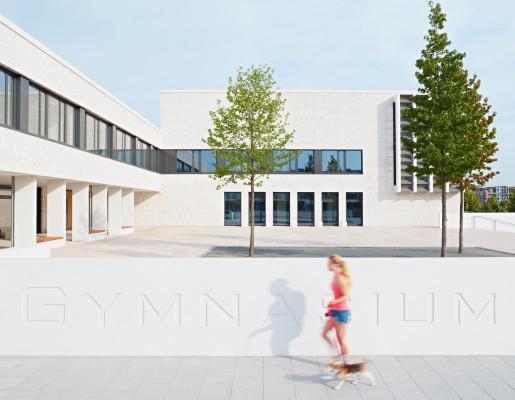 Riedberg-Gymnasium in Frankfurt/Main