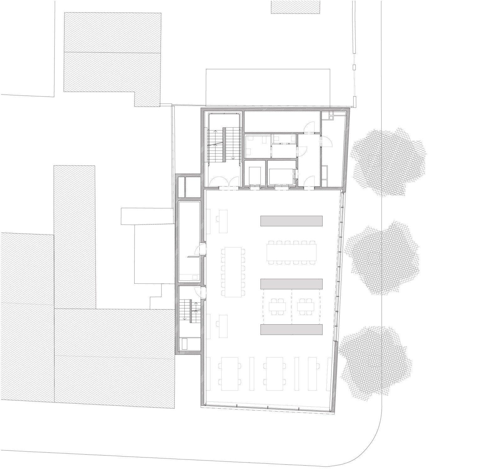 shoah memorial in drancy beton kultur baunetz wissen. Black Bedroom Furniture Sets. Home Design Ideas