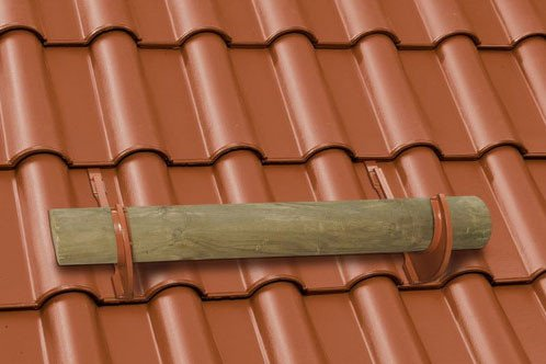 Hervorragend Schneefang | Geneigtes Dach | Feuchte-/Witterungsschutz HP93