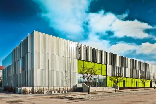 Neubau der Maschinenbauschule Ansbach