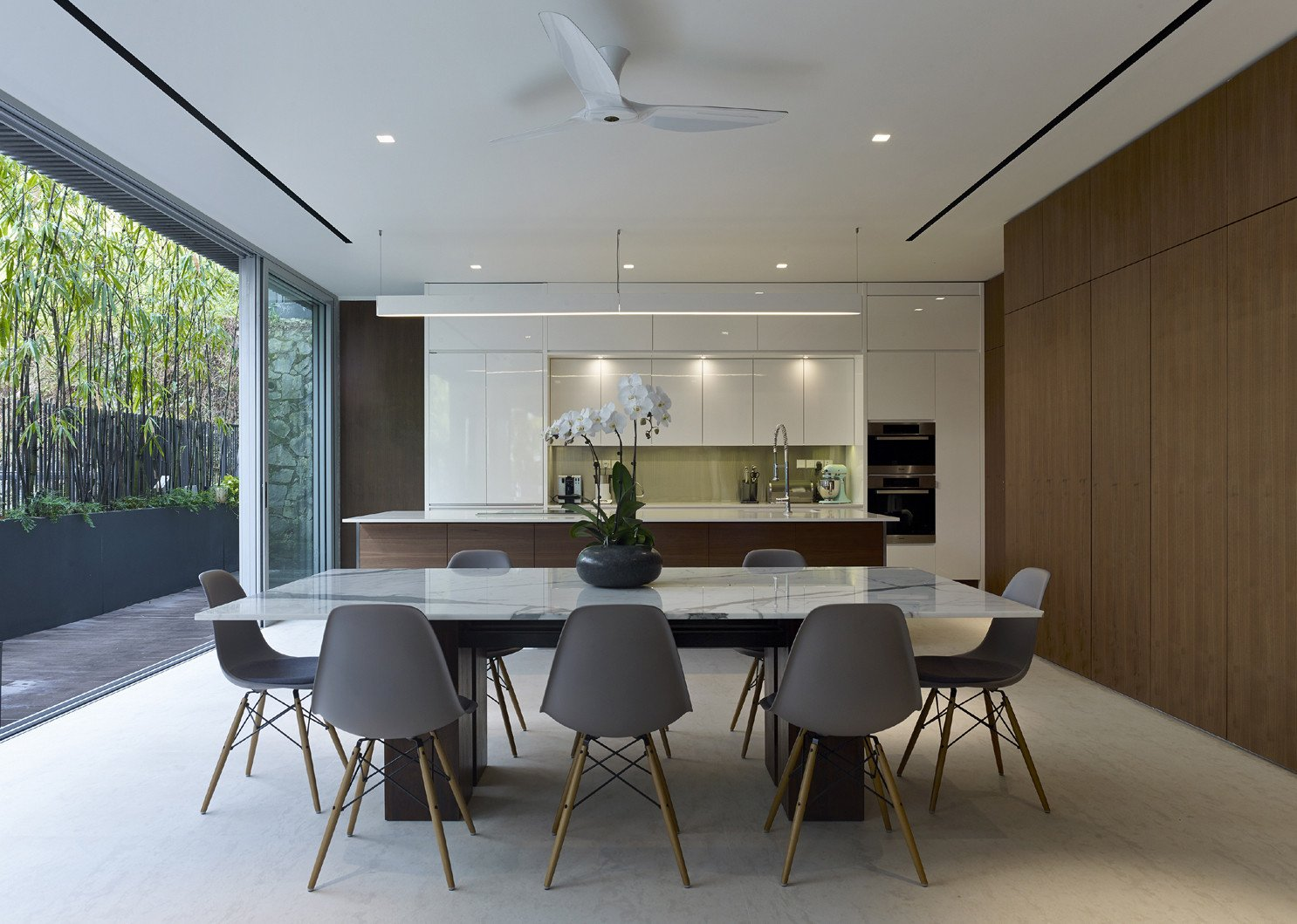 Y-Haus in Singapur | Bad und Sanitär | Wohnen | Baunetz_Wissen