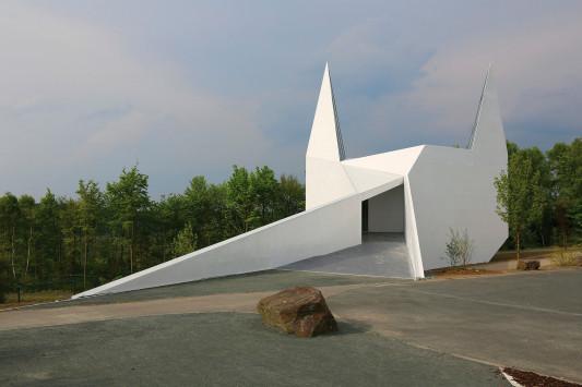 Autobahnkirche Siegerland in Wilnsdorf