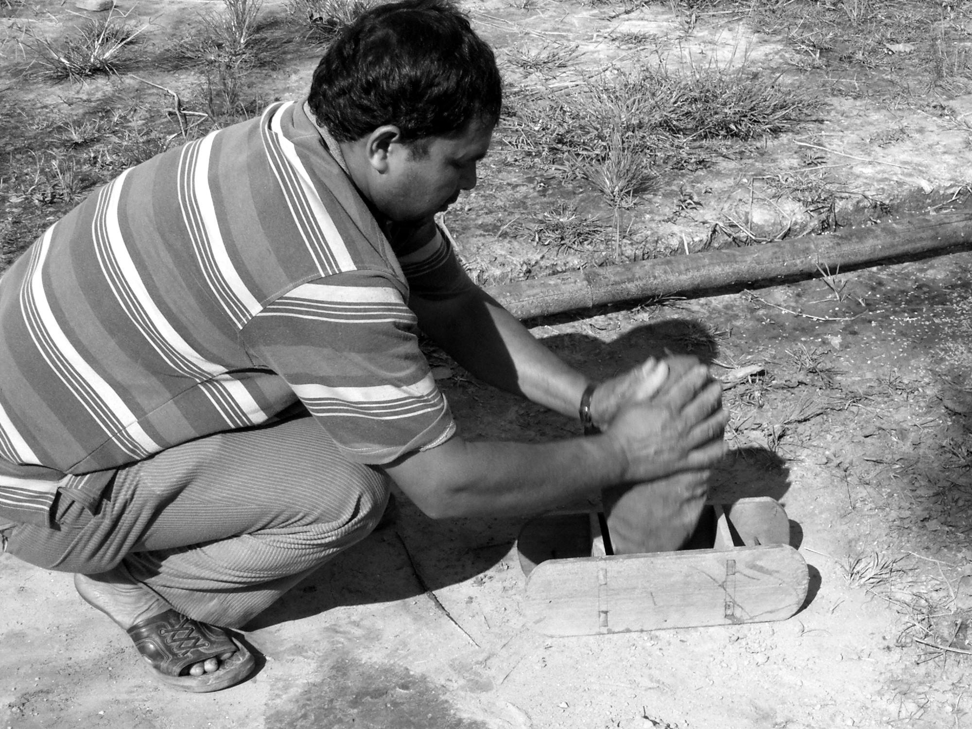 Turm zu Bhaktapur | Mauerwerk | Sonderbauten | Baunetz_Wissen