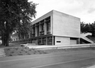 Sporthalle von 1963