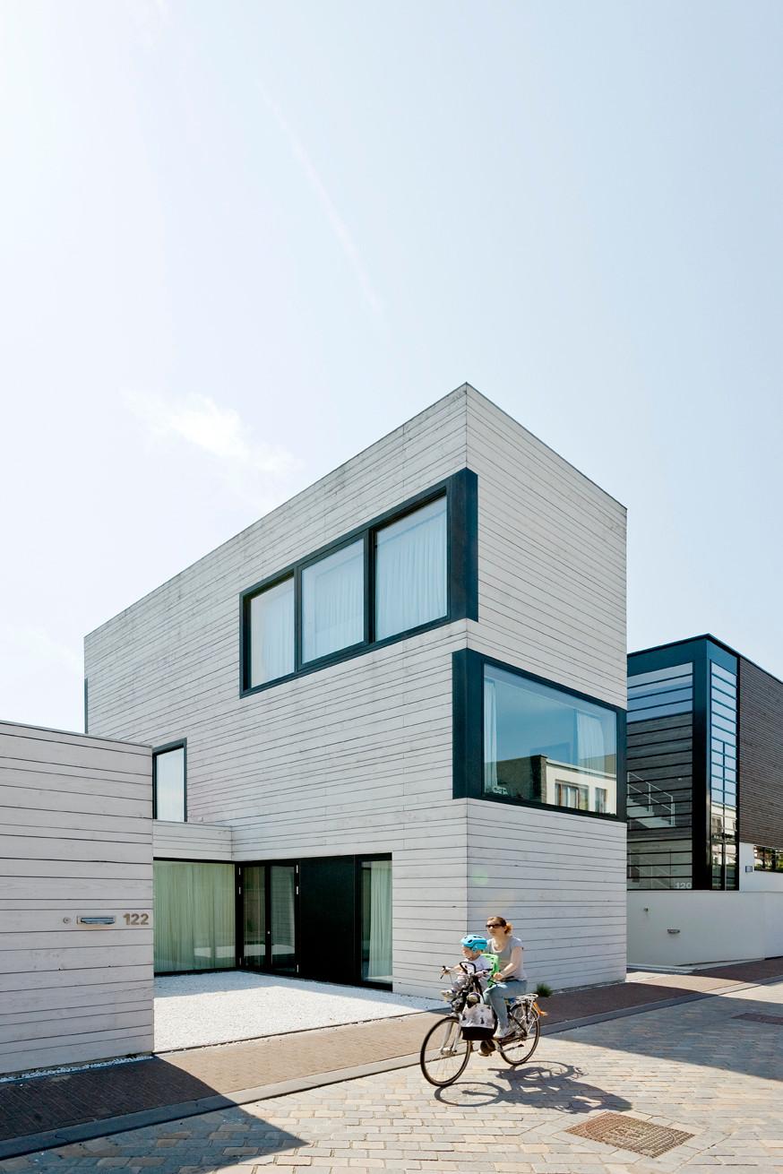 wohnhaus in amsterdam ijburg d mmstoffe wohnen baunetz wissen. Black Bedroom Furniture Sets. Home Design Ideas