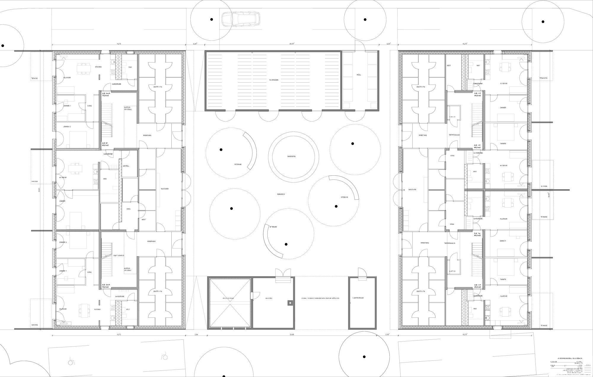Fein Gewerbliche Küche Grundrissgestaltung Zeitgenössisch - Küche ...
