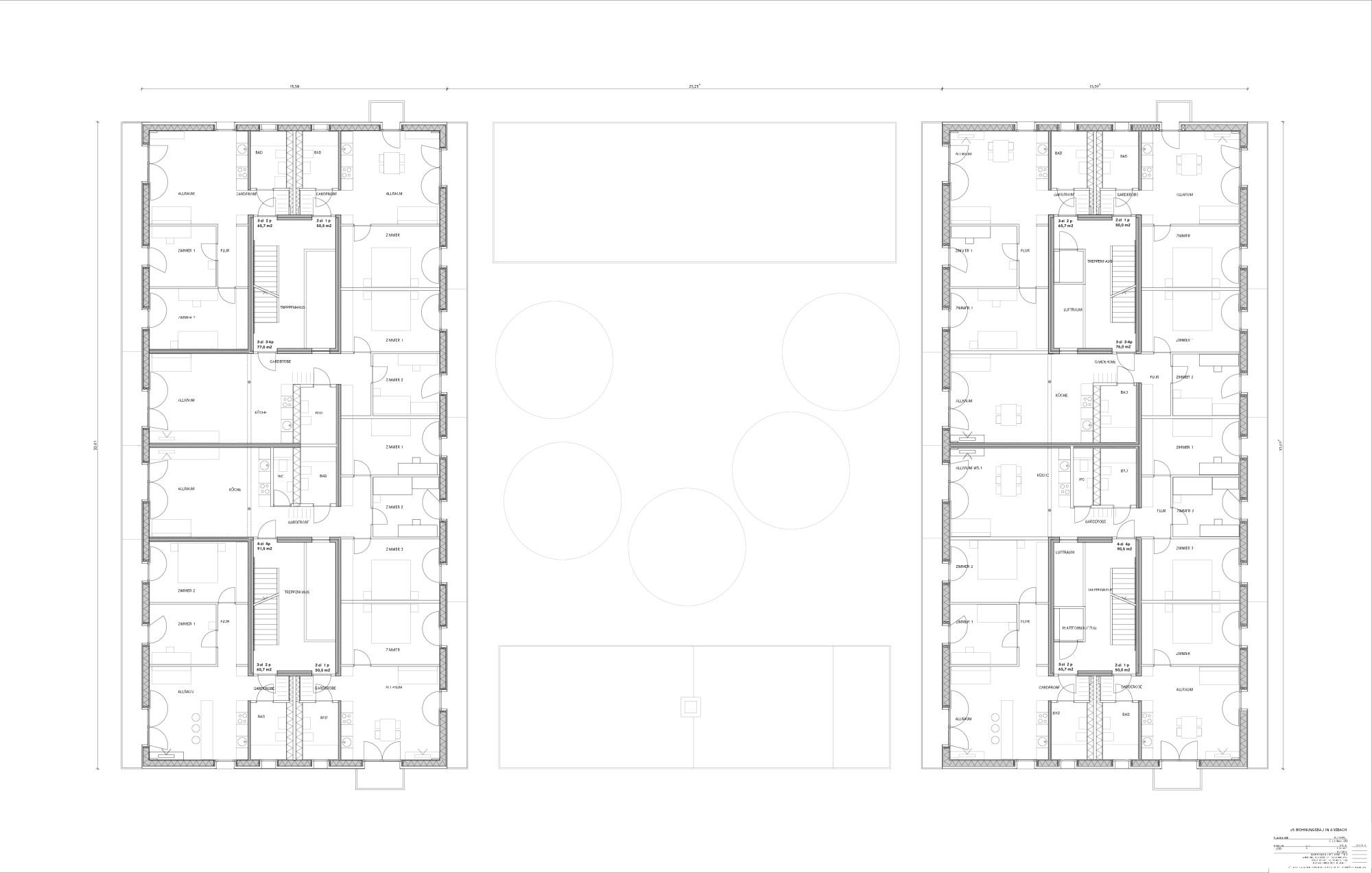 Energieeffizienter Wohnungsbau in Ansbach   Nachhaltig Bauen ...