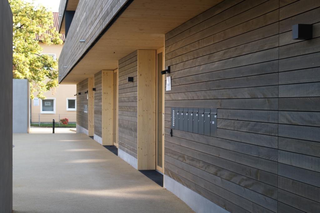 energieeffizienter wohnungsbau in ansbach nachhaltig bauen wohnen baunetz wissen. Black Bedroom Furniture Sets. Home Design Ideas