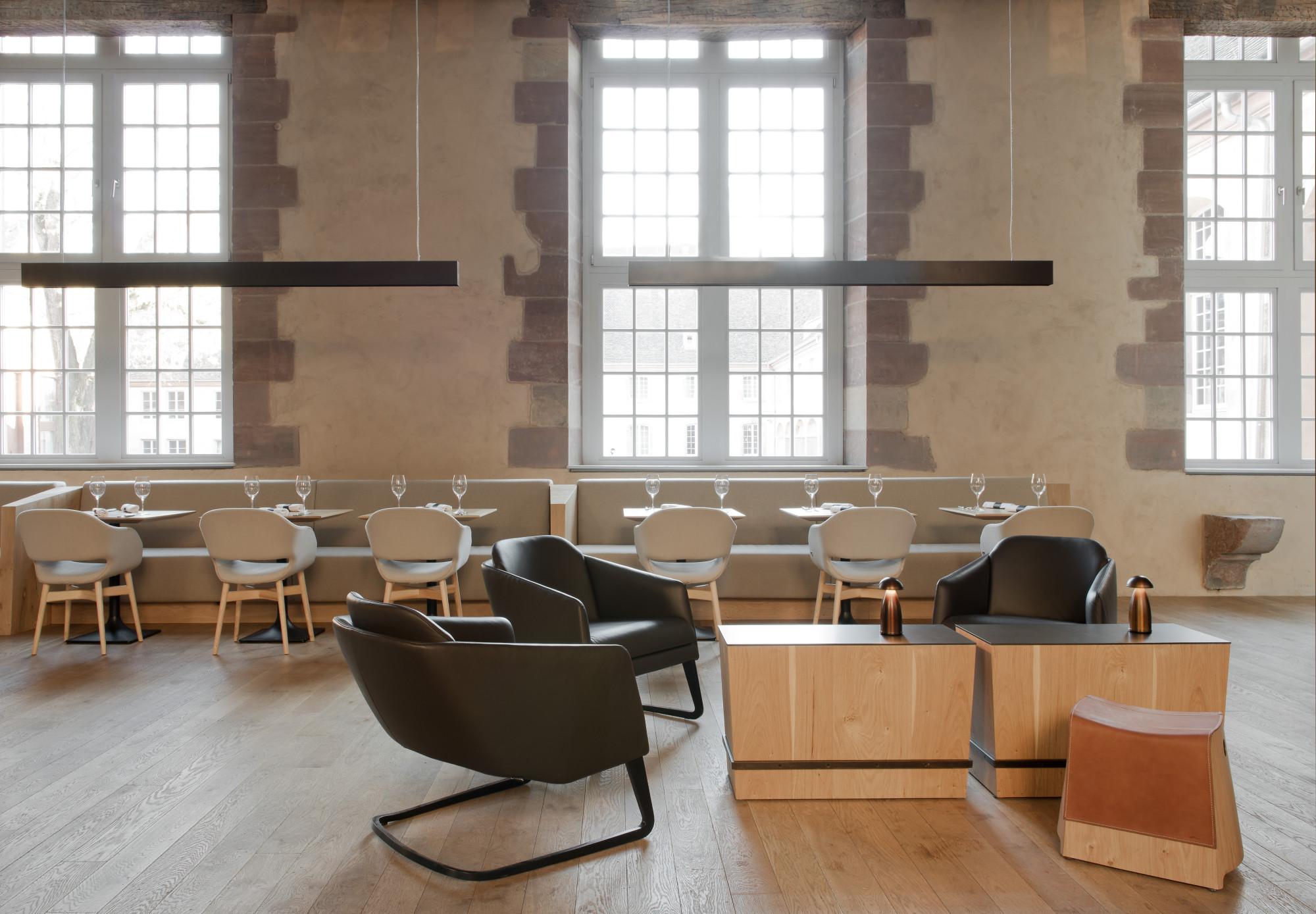 Möbel Strassburg brasserie les haras in straßburg treppen sonderbauten