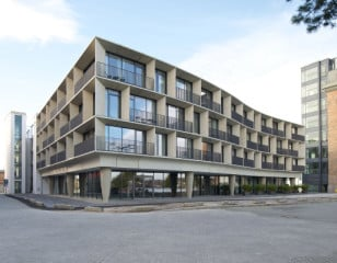 patchworkhaus in m llheim heizung wohnen baunetz wissen. Black Bedroom Furniture Sets. Home Design Ideas
