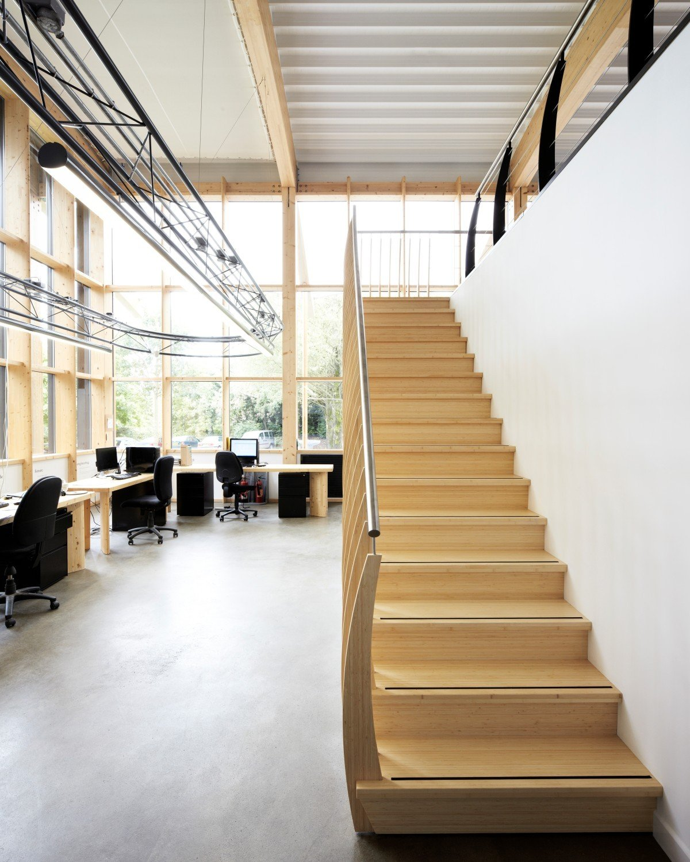 Treppen aus bambus treppen news produkte baunetz wissen - Imagenes de escaleras de interior ...