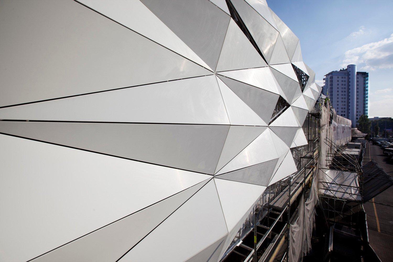 Biokunststofffassade Aus Dem 3 D Drucker Fassade News