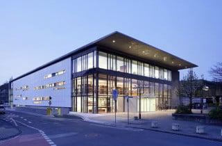 Mediothek in Krefeld