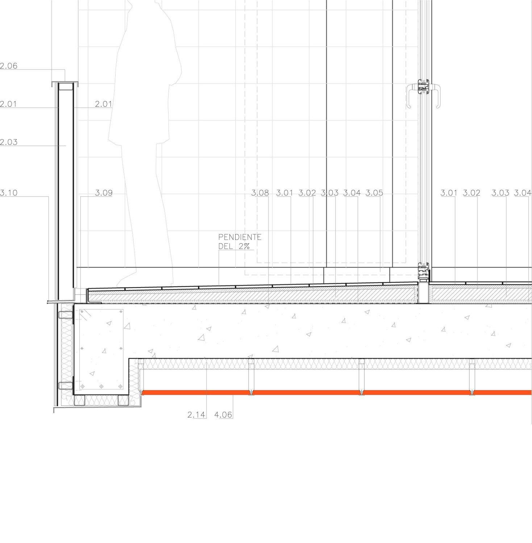 wohnblock in coslada boden wohnen baunetz wissen. Black Bedroom Furniture Sets. Home Design Ideas