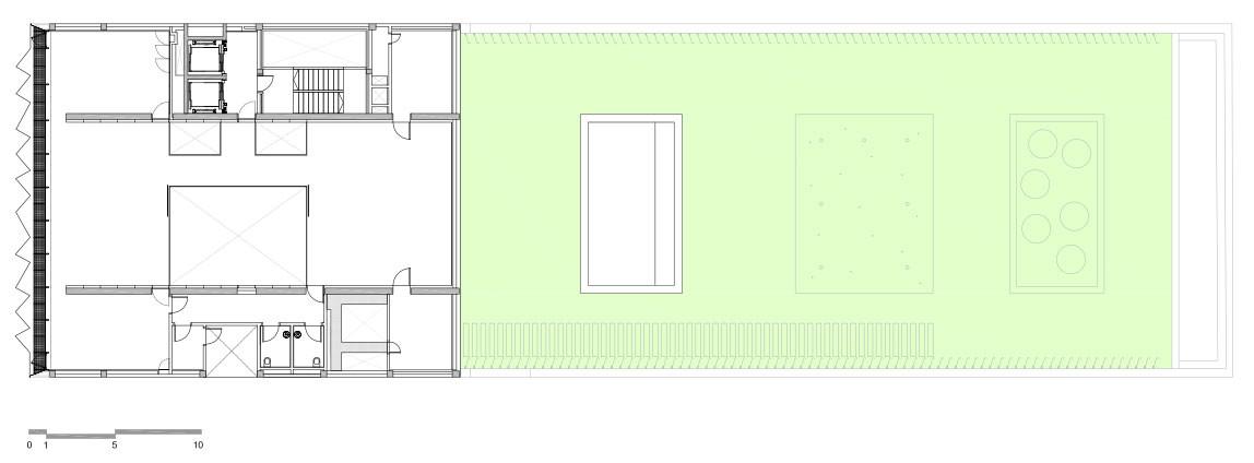 historisches archiv des baskenlandes in bilbao brandschutz kultur bildung baunetz wissen. Black Bedroom Furniture Sets. Home Design Ideas