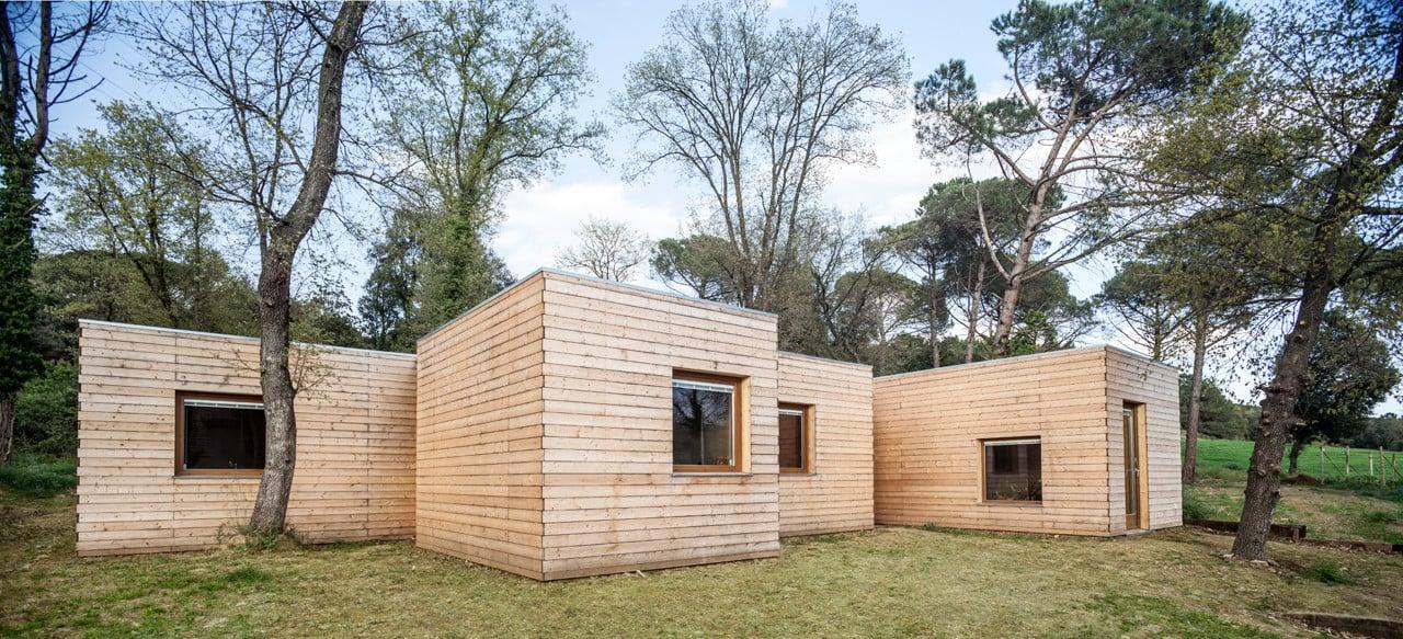 Ferienhaus in Santa Maria de Palautordera | Nachhaltig Bauen ...