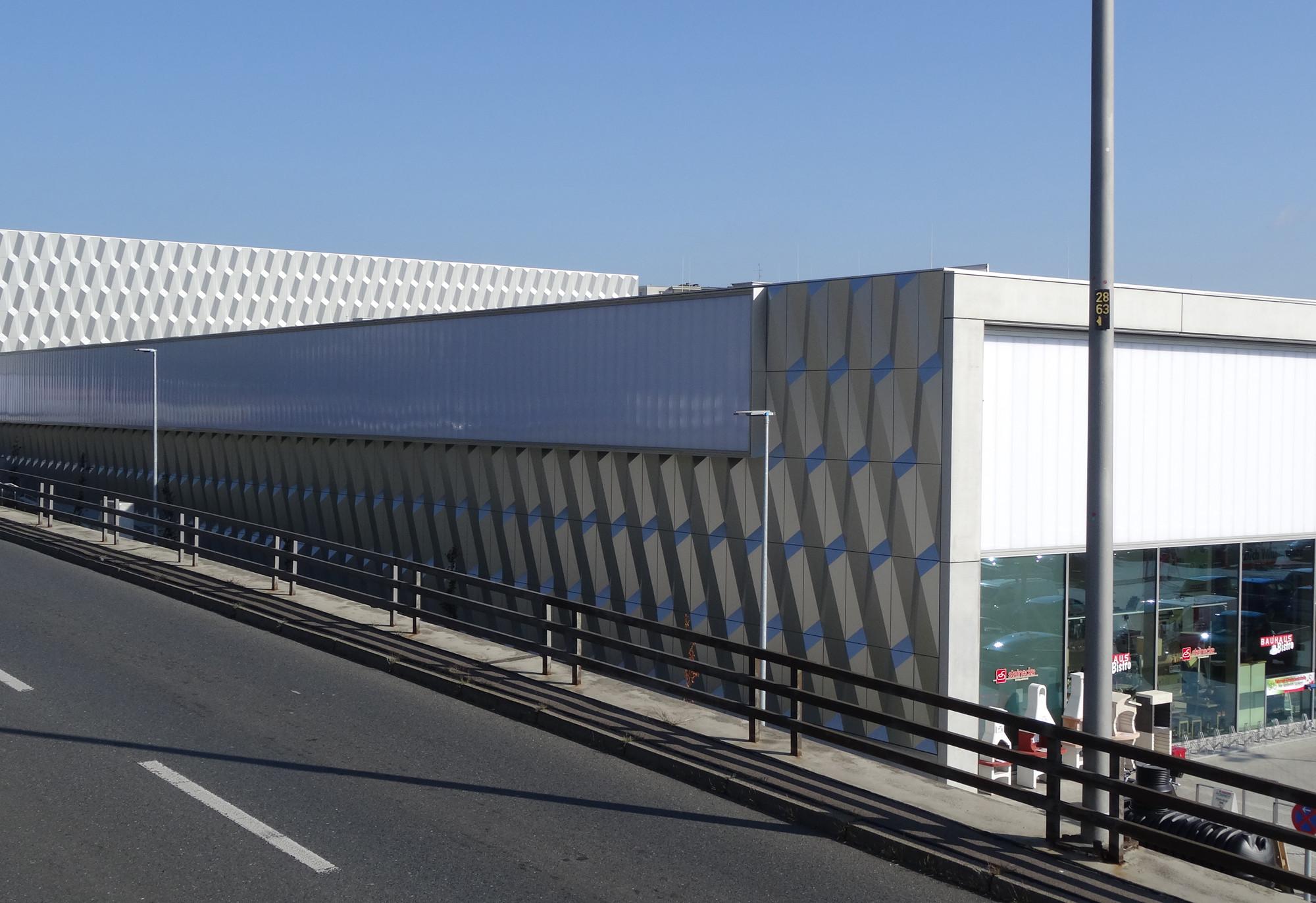 Bauhaus Halensee bauhaus halensee in berlin fassade gewerbe industrie