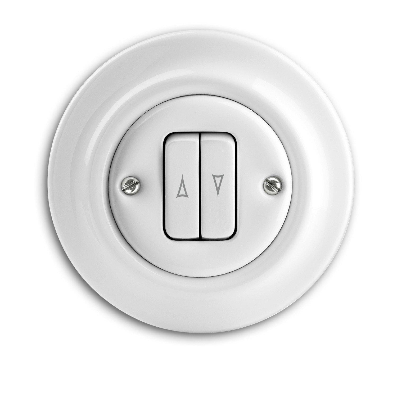 Schalter und Steckdosen aus Porzellan | Elektro | News/Produkte ...