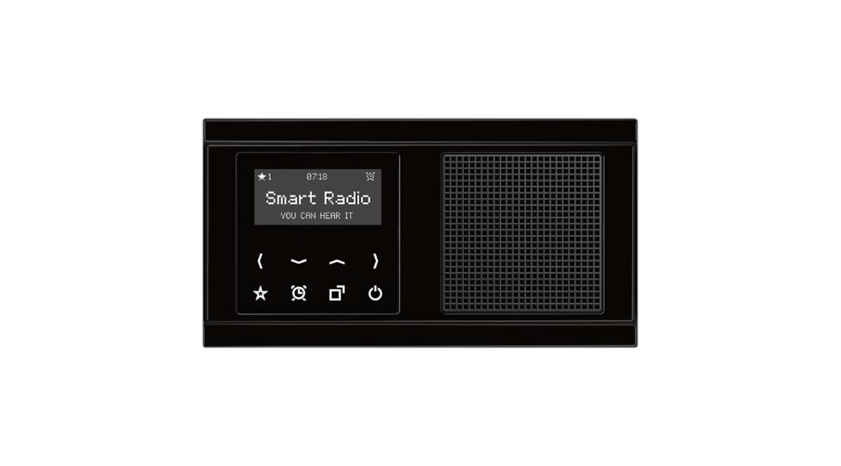 Smartes Radio für den Wandeinbau | Elektro | News/Produkte ...