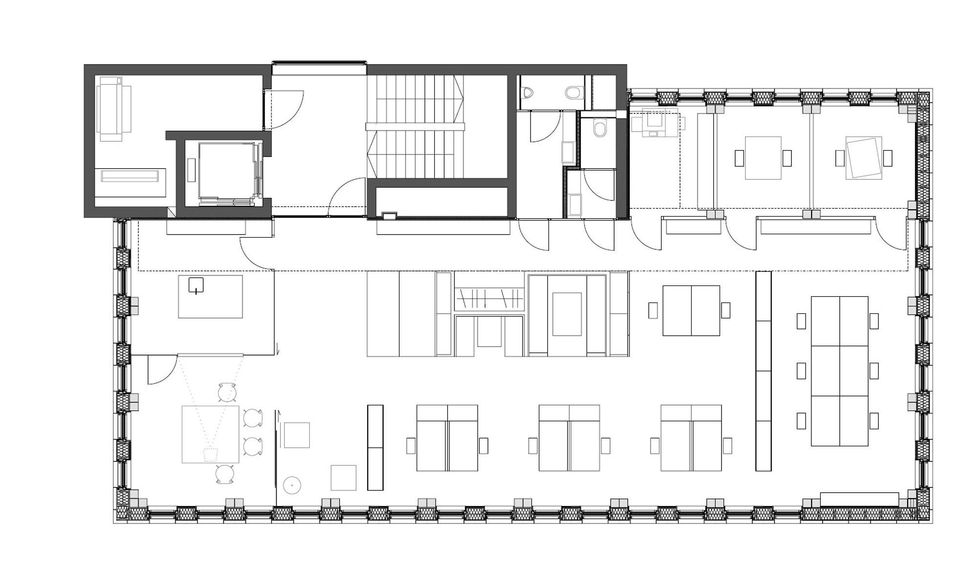 life cycle tower one in dornbirn heizung b ro gewerbe baunetz wissen. Black Bedroom Furniture Sets. Home Design Ideas