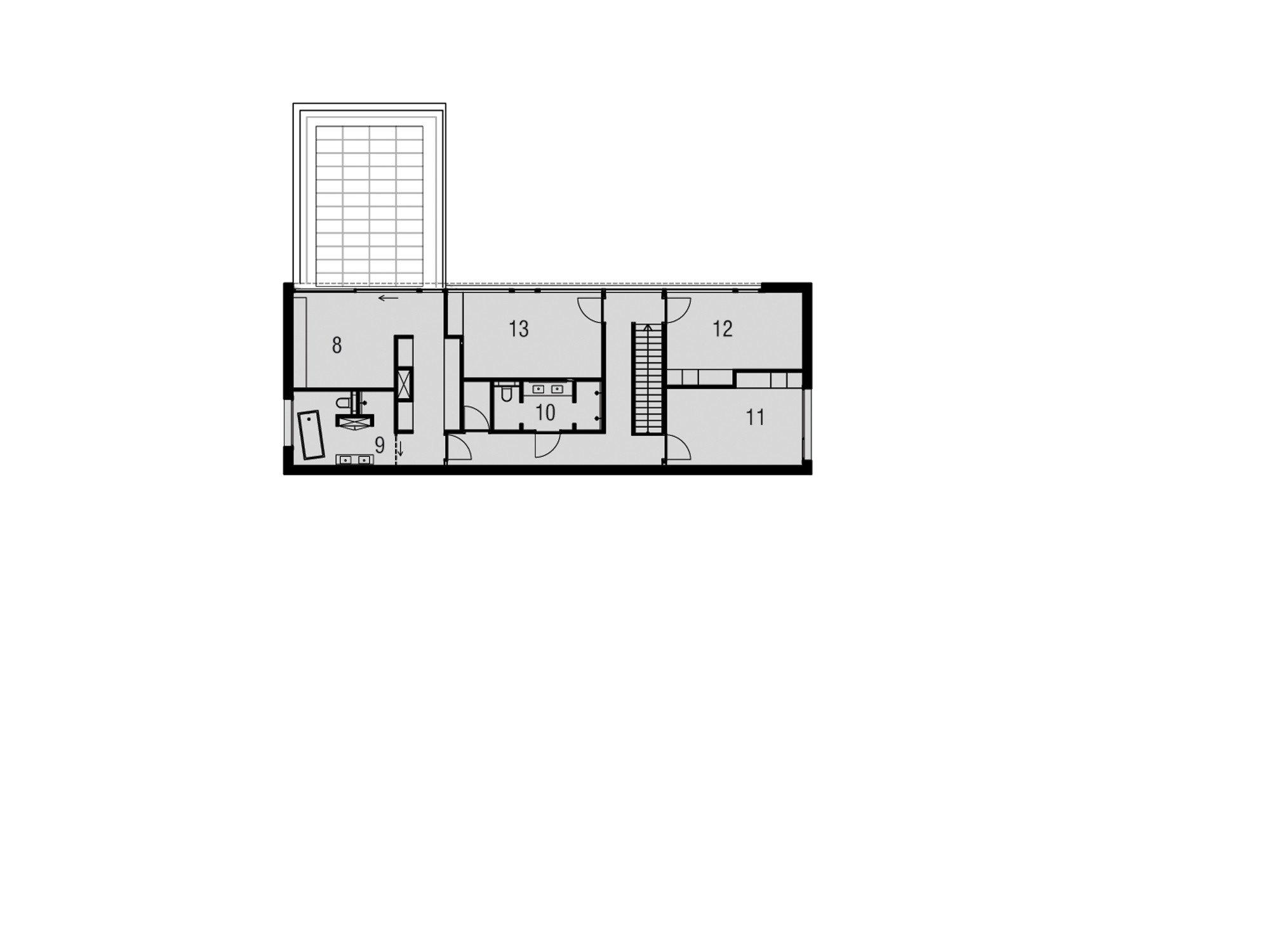 einfamilienhaus shi bui in venlo mauerwerk wohnen efh baunetz wissen. Black Bedroom Furniture Sets. Home Design Ideas