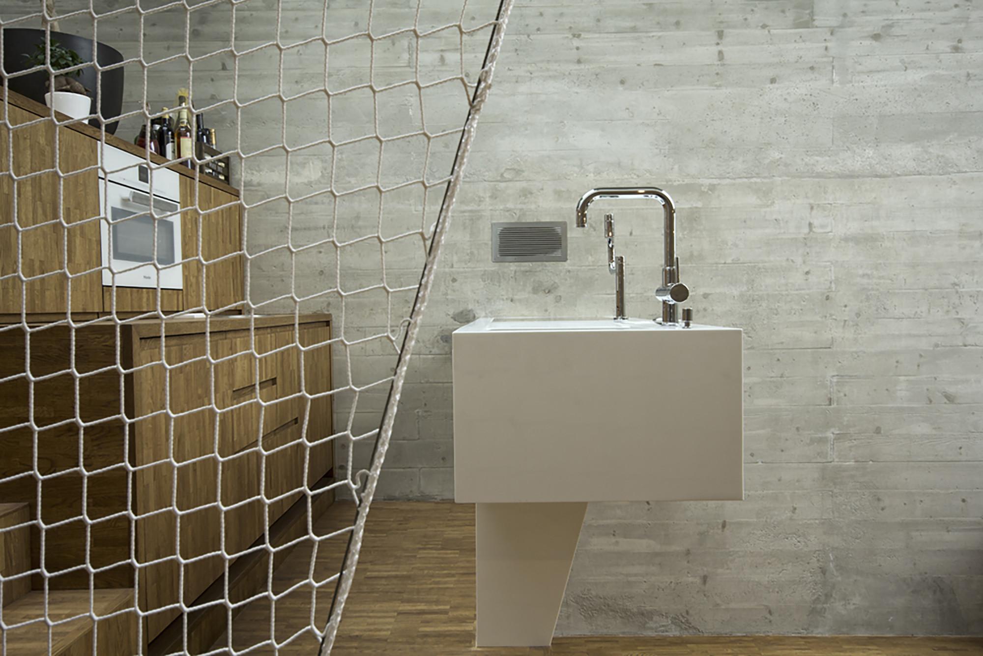 Wohnhaus CJ5 in Wien | Bad und Sanitär | Wohnen | Baunetz_Wissen