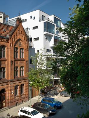 Mulitifunktionsgebäude c13 in Berlin