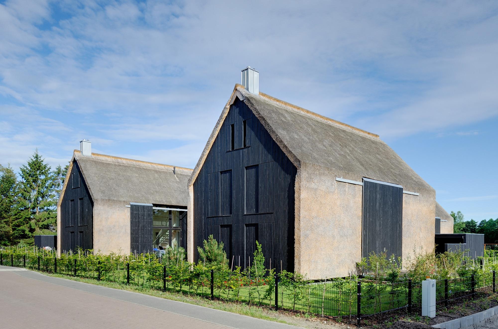 Architektur Ferienhäuser ferienhäuser scheunentrio in prerow nachhaltig bauen wohnen
