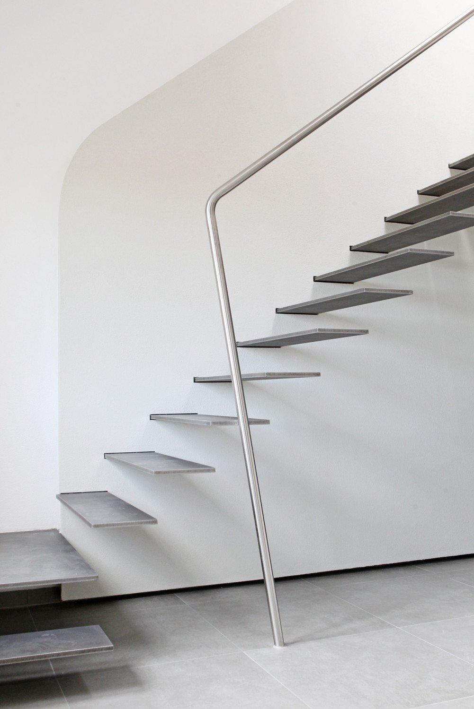 dachgeschossausbau in m nchen treppen wohnen baunetz wissen. Black Bedroom Furniture Sets. Home Design Ideas