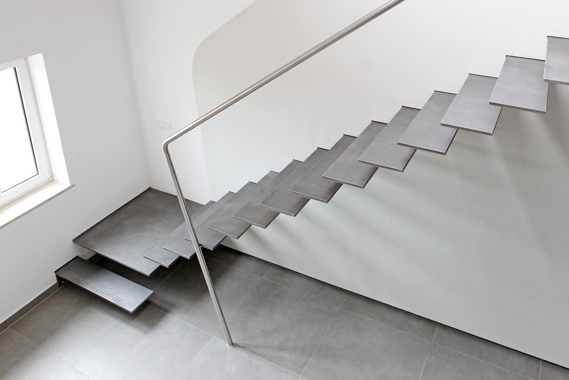 dachgeschossausbau in m nchen treppen wohnen baunetz. Black Bedroom Furniture Sets. Home Design Ideas