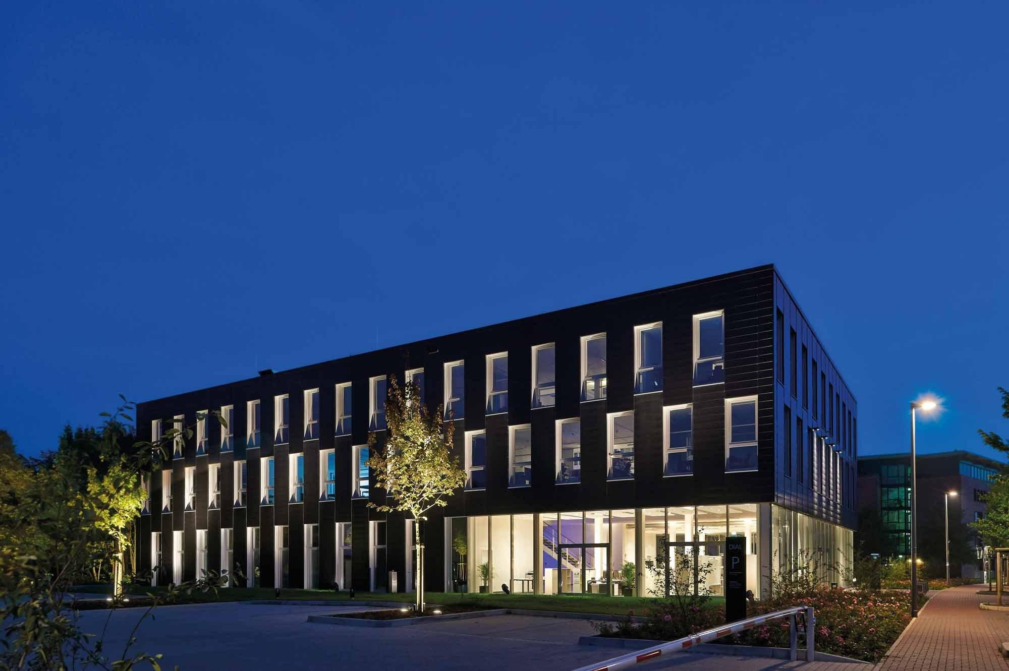 Dienstleistungszentrum DIAL in Lüdenscheid | Elektro | Büro/Gewerbe ...