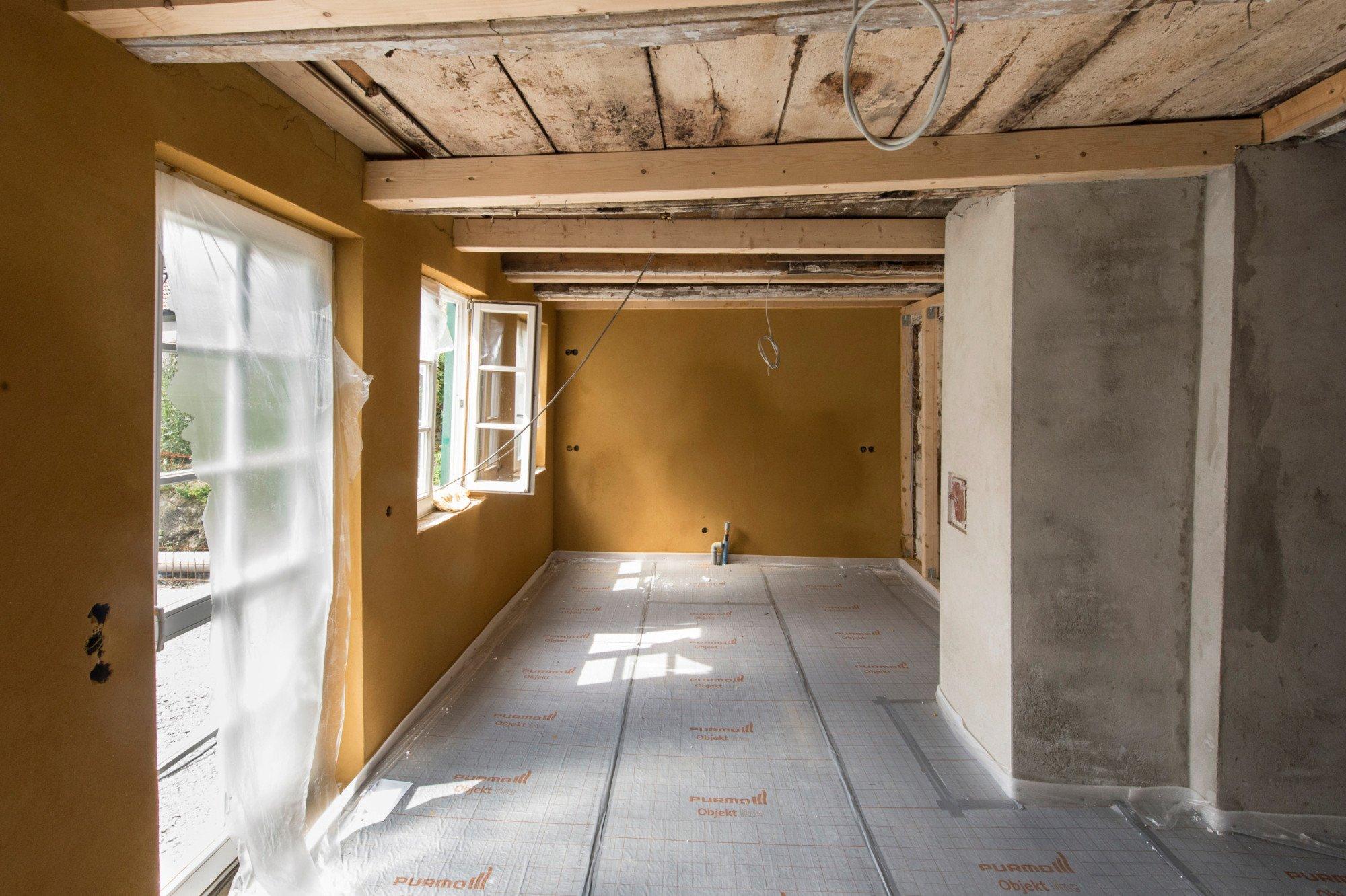 wandmodule aus steinwolle und holz nachhaltig bauen. Black Bedroom Furniture Sets. Home Design Ideas