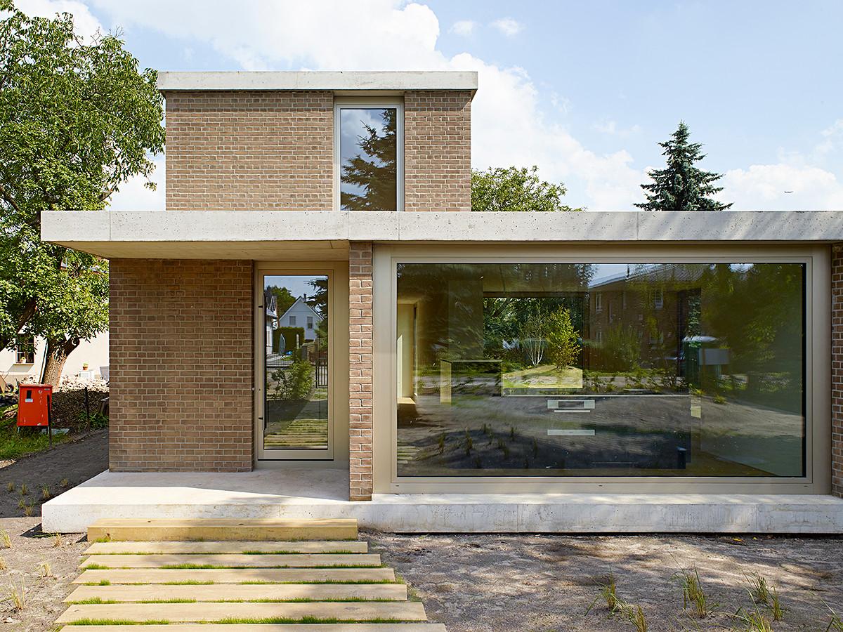 Einfamilienhaus in berlin blankenburg d mmstoffe for Einfamilienhaus berlin