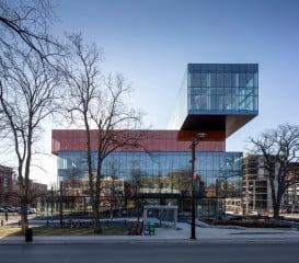 Zentralbibliothek in Halifax
