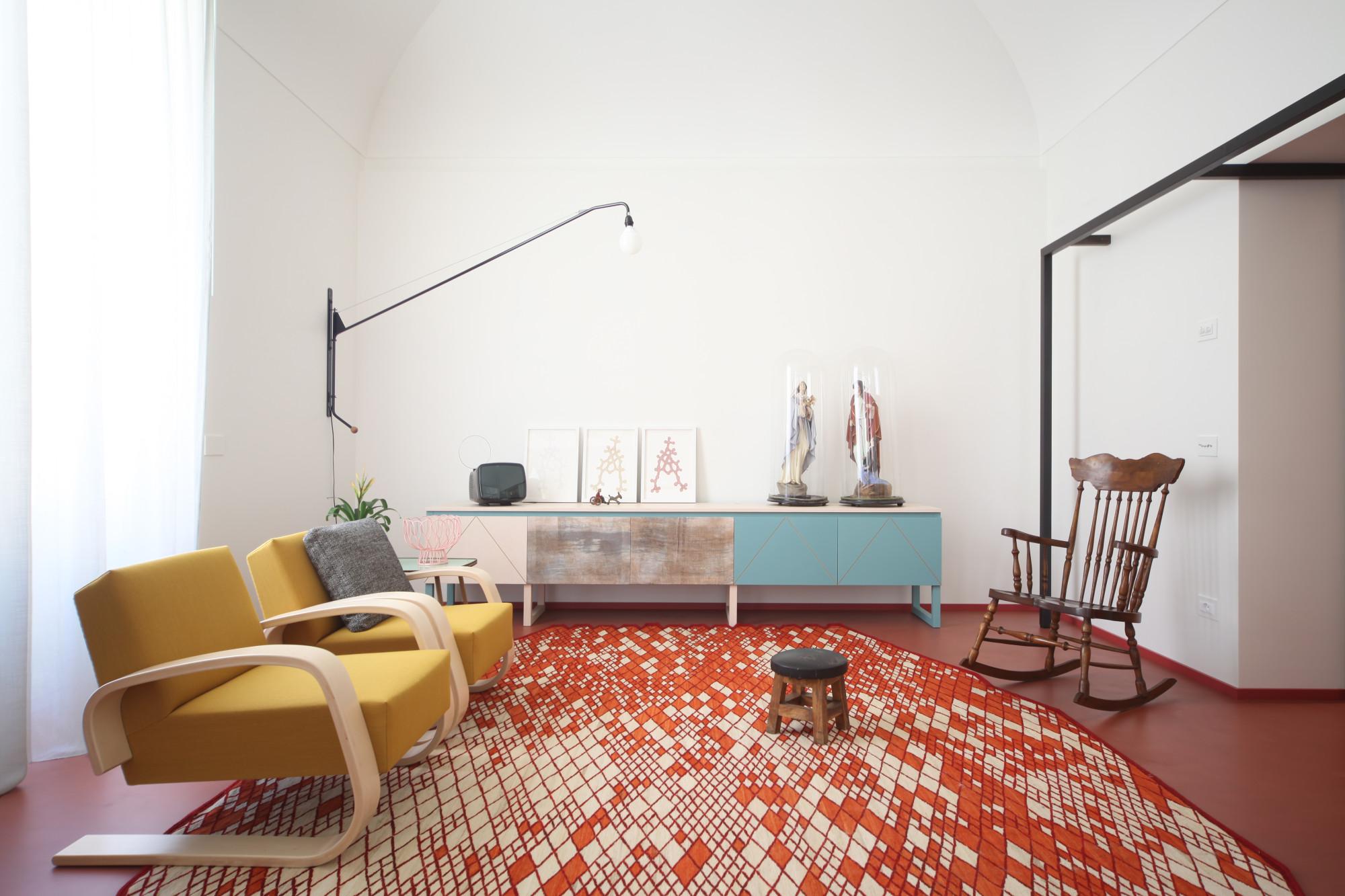 Grand-Tour-Apartment in Bari | Boden | Wohnen | Baunetz_Wissen